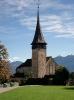 Führung durch die Schlosskirche Spiez - 2010